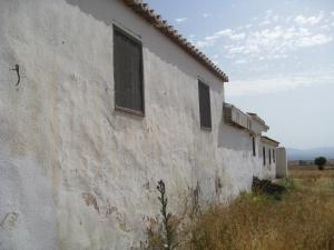 Cortijo near Guadix, Andalucía